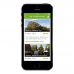 App: Auswahl Route