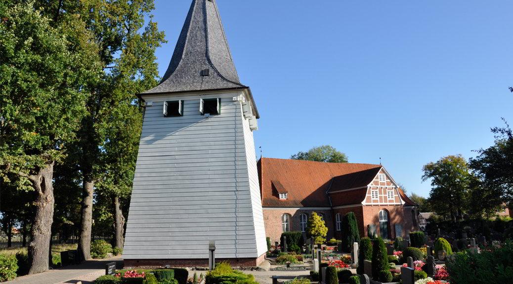 Vier- und Marschlande, Kirche St. Severini zu Curslack