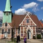 Kirche in Bergedorf