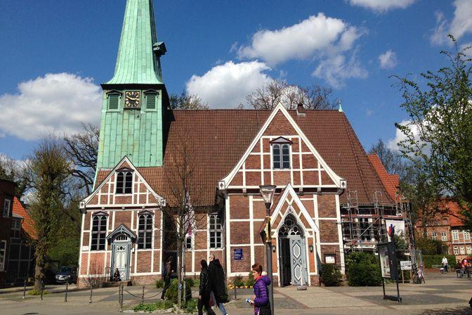 Bergedorf Kirche
