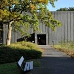 Gebäude der KZ-Gedenkstätte