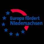 Logo Europa fördert Niedersachsen