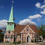 Kirche St. Petri und Pauli zu Bergedorf