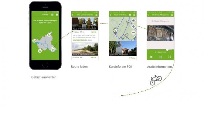 EntdeckerRouten-App