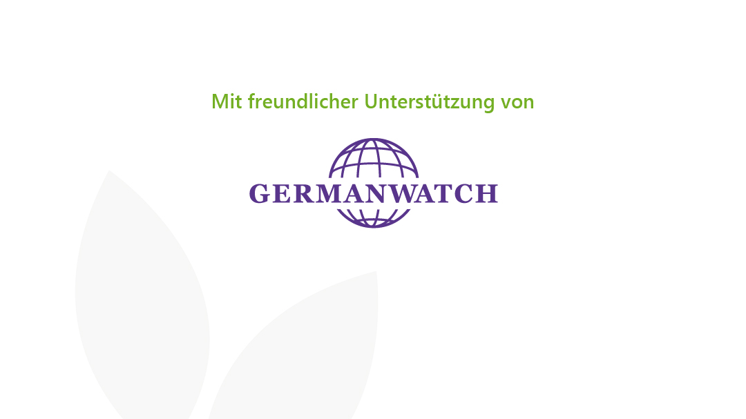Logo Germanwatch e.V.