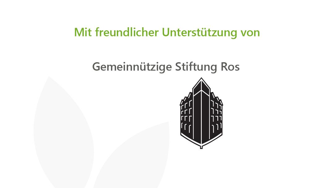 Logo Ros Stiftung