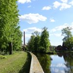 Dömitzer Naturschatzroute: Müritz-Elde-Wasserstraße am Bausch-Park