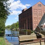 Dömitzer Naturschatzroute: Wassermühle Findenwirunshier in Neu-Kaliß